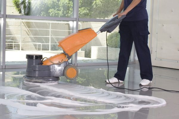 Floor Cleaning Service in Dhaka
