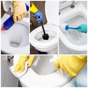washroom cleaning service